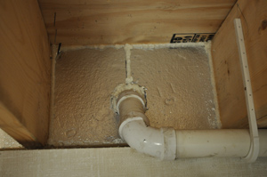 Basement Insulation Rim Joists in Miami